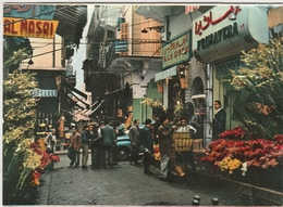 Beyrouth - Bab Idriss - Marché Aux Fleurs - Flower Shops - Liban
