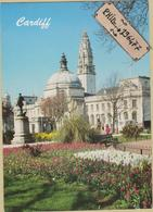 Cardiff - Cpm / City Hall. - Pays De Galles