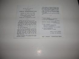 Joris Vanderheyde (Schore 1902-Veurne 1972)xLepine - Images Religieuses