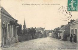 MARIGNE-PEUTON VUE DE LA ROUTE DE PEUTON 53 - France