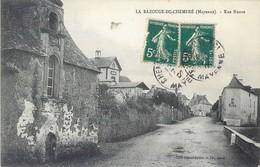 LA BAZOUGE-DE-CHEMERE RUE NEUVE 53 - Non Classés