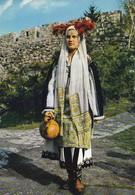 Kosovo - Woman In Folk Costume 1969 - Kosovo