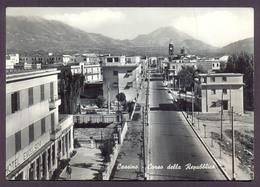 CASSINO, Corso Della Repubblica - Viaggiata 1962 - Italia