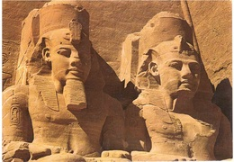 ABOU SIMBEL - Egitto