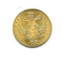 1 Dukaten Ducat - Österreich - 1915 (KM#2267) - Or Gold - Austria
