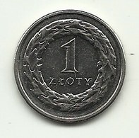 2015 - Polonia 1 Zloty - Polonia