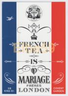 French Tea Mariage Frères, London, Unused - Negozi