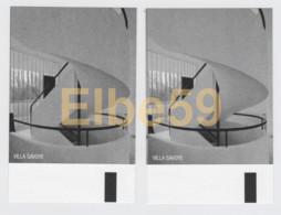 France, Poissy (78), Villa Savoye (arch. Le Corbusier), 2 Billets D'entrée, 18-11-2018 - Biglietti D'ingresso