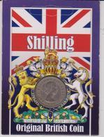 British Coin 1 Shilling 1955 - Gran Bretagna