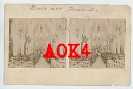 62 LAVENTIE Eglise Feldpost 1918 Aubers Estaires Nordfrankreich Lys - Laventie