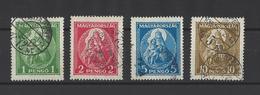 HONGRIE  YT  N°445/448  Obl - Hongrie