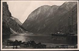 ! Alte Fotokarte Gudvangen Sogn, Norwegen, Norway - Norwegen