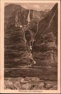 ! Alte Ansichtskarte Gudvangen , Kilefossen Wasserfall, Norwegen, Norway, Norge, 1910 - Norwegen
