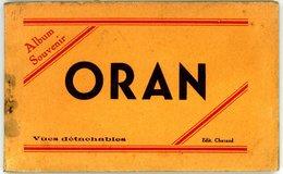 ORAN (Algérie) ALBUM SOUVENIR Carnet De CP, Manque 1 Sur 20 - Oran