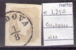 Francobollo Per Giornali N°11 -PADOVA 1/8 -Bei Margini -VEDERE FOTO- - Lombardo-Veneto