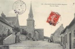 BEAUMONT-PIED-DE-BOEUF PLACE DE L'EGLISE 53 - France