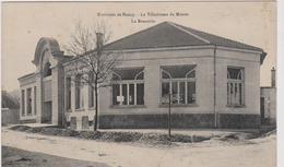 Cpa B39 Environs De Nancy Le Vélodrome Du Montet La Brasserie - Autres Communes