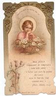 Devotie - Devotion - Communie Communion - Louise Malfoy - Eglise Saint Nicolas - 1912 - Communion