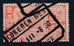 "TR 136 - ""LOKEREN Nr 3"" - (ref. LVS-26.006) - Ferrocarril"