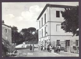 SELCI SABINO, Via Roma - Non Viaggiata - Italia