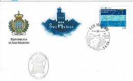FDC SAN MARINO CORREO EUROPA - ASSEMBLÉE PLÉNIÈRE 2014 - Organizaciones