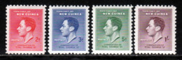 Nouvelle Guinee 1937 Yvert 58 / 61 ** TB - Papouasie-Nouvelle-Guinée
