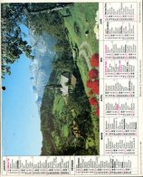 # - Almanach Des PTT 1985 - Editeur Jean Cartier-Bresson - Intérieur Paris - Calendriers