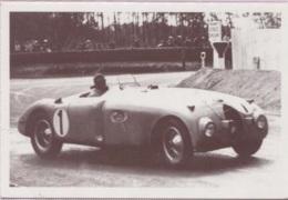 CPM - LE MANS - CIRCUIT 24 HEURES  - BUGATTI Victorieuse De JP.WIMILLE Et P.VEYRON 1939 - Edition Mutuelles Du Mans - Le Mans