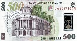 ROMANIA P. 123b 500 L 2009 UNC - Roumanie