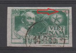 North VIETNAM  OVERPRINT   #10d     Used - Vietnam