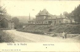 TROOZ  -  Gare Station De Trooz - Trooz