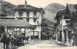 CPA 73 Savoie Entrée De BOURG-SAINT-MAURICE - ST - Edit. Béroudy - 38 - Non Circulé - Bourg Saint Maurice
