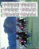 # - Almanach Malin 1988 - Editeur Oberthur - Intérieur Gironde - Calendars