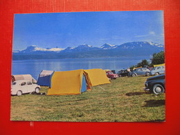 Narvik.Camping,auto - Norway