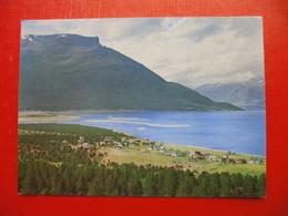 Lyngen.View At Skibotn - Norway