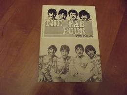 The Fab Four Publication N° 13 1977 The Beatles - Musique