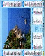 # - Almanach 1992 Du Facteur - Editeur Jean Lavigne - Intérieur Gironde - Calendriers