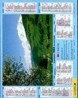 # - Almanach 1993 Du Facteur - Editeur Jean Lavigne - Intérieur Gironde - Calendriers