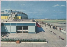 CPM - PARIS ORLY - AEROPORT - Les Terrasses De L'aérogare - Edition P.L. - Aerodrome