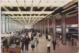 CPM - PARIS ORLY - AEROPORT - Hall De L'aérogare - Edition P.L. - Aerodrome
