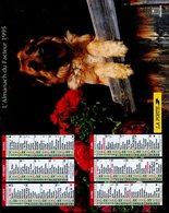 # - Almanach Du Facteur 1995 - Editeur Oberthur - Intérieur Gironde - Calendriers