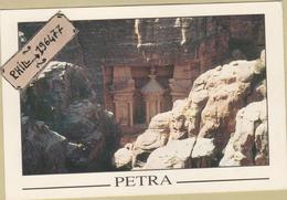 Petra - Cpm / View. - Jordanie