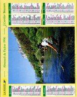 # - Almanach Du Facteur 1996 - J. Cartier-Bresson - Intérieur Gironde - Big : 1991-00