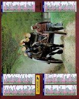 # - Almanach Du Facteur 1997 - Editeur Oberthur - Intérieur Gironde - Big : 1991-00