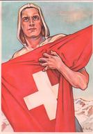 Carte Fête Nationale Suisse 1941 Non Circulé (603) - Cartas