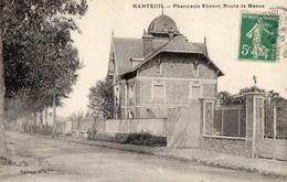 NANTEUIL   -  Pharmacie Ebener , Route De Meaux - France
