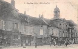 ¤¤  -   BRANE    -   L'Hôtel De Ville      -  ¤¤ - Autres Communes