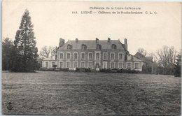 44 - LIGNE -- Château De La Rochefordière - Ligné