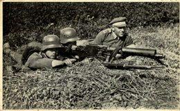 UNSERE WEHRMACHT PROPAGANDA SOLDATEN DEUTSCHES TERCER REICH NAZI - Weltkrieg 1939-45