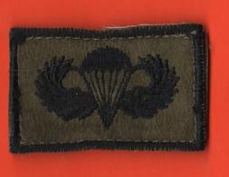 Patch Militari In Stoffa Paracadutisti Parà USA Anni 90 - Altri